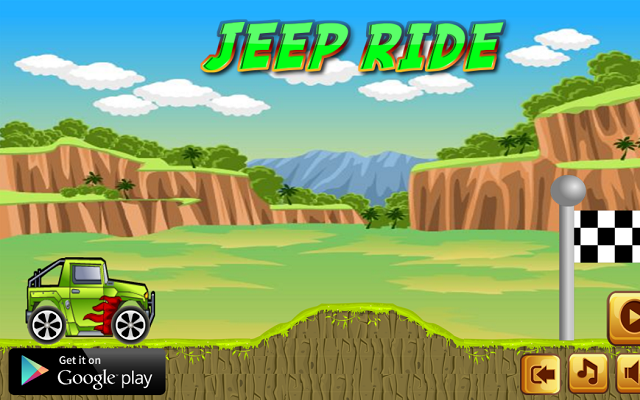 Jeep Ride Games