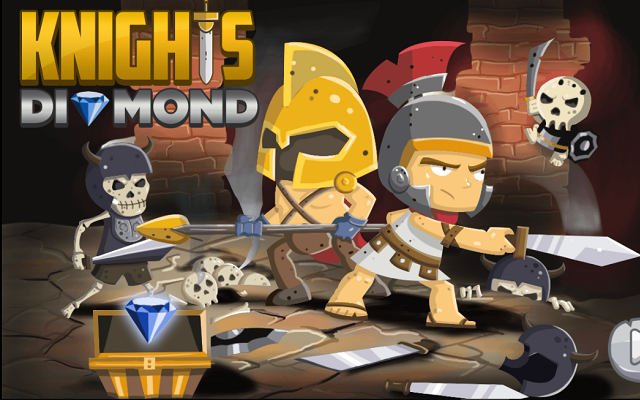 Knights Diamond Game